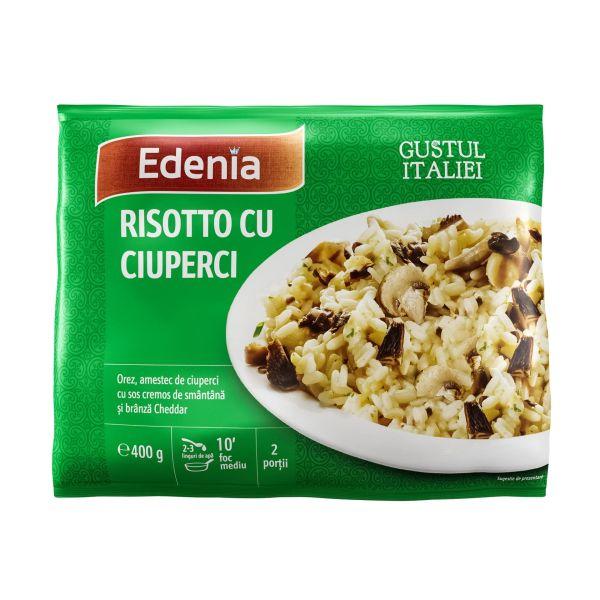 Penne Quattro Formaggi cu ciuperci a la Knorr - Raluca Brezniceanu